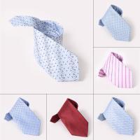 Krawatten, echte Seide, Pfeilspitze, Jacquard, verschiedene Muster für Wahl & für den Menschen, 85x1450mm, verkauft von Strang