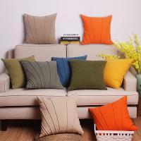 Kissenbezug, Baumwolle, Quadrat, keine, 450x450mm, verkauft von PC