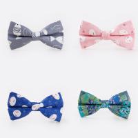 Krawatte, Polyester, Jacquard, verschiedene Muster für Wahl & für den Menschen, 65x120mm, verkauft von PC