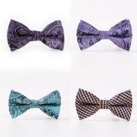 Unisex-Fliege, Polyester, Jacquard, verschiedene Muster für Wahl, 60x120mm, verkauft von PC