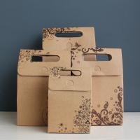 Geschenk Geschenkpapier, Kraftpapier, verschiedene Größen vorhanden & verschiedene Muster für Wahl, 10PCs/Menge, verkauft von Menge