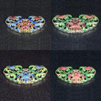 Cloisonné Anhänger, Zinklegierung, plattiert, Imitation Cloisonne & Emaille, keine, frei von Blei & Kadmium, 57x30mm, Bohrung:ca. 1.5mm, 10PCs/Tasche, verkauft von Tasche