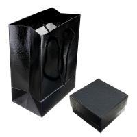 Karton Schmuckset Kasten, Papier, mit Schwamm & Nylonschnur, verschiedene Stile für Wahl, verkauft von PC