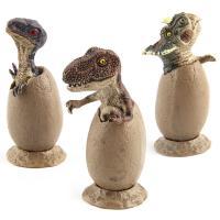 ABS Kunststoff Simulation Tier Spielzeug, mit Kunststoff, Dinosaurier, 25x60mm, 3PCs/setzen, verkauft von setzen