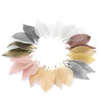 Gepresster getrockneter Blumenschmuck, Blatt, Blatt, natürliche & Bohemian-Stil & verschiedene Größen vorhanden, keine, 10PCs/Menge, verkauft von Menge