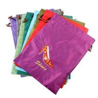 Seide Schuhtasche, gemischte Farben, 28x37cm, 10PCs/Tasche, verkauft von Tasche
