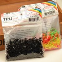 Elastisches Haarband, Gummiband, keine, 56mm, ca. 300PCs/Tasche, verkauft von Tasche