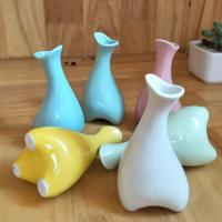 Porzellan Vase, keine, 55x55x100mm, verkauft von PC