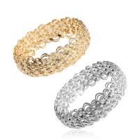 Eisen Armbänder, plattiert, für Frau, keine, frei von Blei & Kadmium, 25mm, Innendurchmesser:ca. 70mm, Länge:ca. 8.5 ZollInch, verkauft von PC