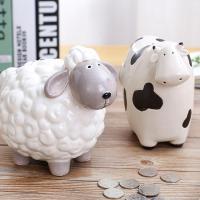 Porzellan Sparbüchse, Tier, verschiedene Stile für Wahl, verkauft von PC
