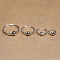 925 Sterling Silber Nasepiercing Schmuck, hypoallergenic & verschiedene Größen vorhanden & für Frau, verkauft von Paar