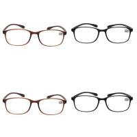 PC Kunststoff Presbyopie Brille, mit PC Kunststofflinse, unterschiedlichen Grad der Wahl & unisex, keine, 142x140x35mm, verkauft von PC