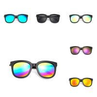 Art- und WeiseSonnenbrillen , PC Kunststoff, mit Metallisches Legieren & Acryl, für Frau, keine, 147x140x48mm, verkauft von PC