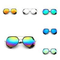 Art- und WeiseSonnenbrillen , Metallisches Legieren, mit Acryl, unisex, keine, 152x123x58mm, verkauft von PC