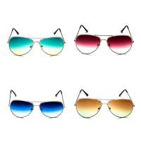 Art- und WeiseSonnenbrillen , Metallisches Legieren, mit Acryl, unisex, keine, 140x135x51mm, verkauft von PC