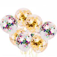 Ballone, LatexMilchsaft, rund, plattiert, verschiedene Verpackungs Art für Wahl, 200mm, verkauft von setzen