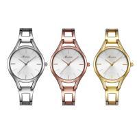 MEIBIN® Damen Schmuck Uhren, Edelstahl, mit Glas, plattiert, für Frau, keine, 30x9mm, Länge:ca. 7 ZollInch, verkauft von PC