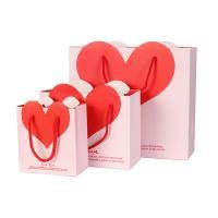 Mode Geschenkbeutel, Papier, mit Nylonschnur, verschiedene Größen vorhanden, keine, 50PCs/Menge, verkauft von Menge