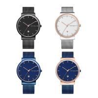 MINIFOCUS® Uhrenkollektion, Edelstahl, mit Glas & Zinklegierung, plattiert, für den Menschen, keine, 40x8.6mm, Länge:ca. 9 ZollInch, verkauft von PC