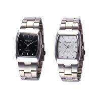 CYD CHAOYADA® Uhrenkollektion, Zinklegierung, mit Glas & Edelstahl, silberfarben plattiert, unisex & verschiedene Größen vorhanden & für paar, keine, verkauft von PC