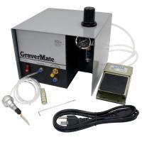 Eisen Graviermaschine, mit Kunststoff & Messing, 228x228x170mm, verkauft von PC