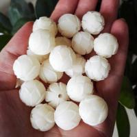 Bodhi Wurzel Perle, DIY & verschiedene Stile für Wahl, 12mm, Bohrung:ca. 1mm, 100PCs/Tasche, verkauft von Tasche