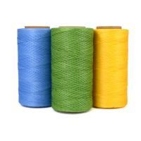 Polyester Schnur, Terylen Schnur, mit Kunststoffspule, keine, 0.8mm, 48x101x31mm, ca. 260m/PC, verkauft von PC