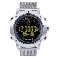 RISTOS® Uhrenkollektion, Edelstahl, mit Glas, Multifunktions & unisex & LED & glänzend, 14.5mm, Länge:ca. 10 ZollInch, verkauft von PC