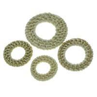 Rohrstock Kostüm Zubehör, Kreisring, verschiedene Größen vorhanden & gewebte Muster, 50PCs/Tasche, verkauft von Tasche