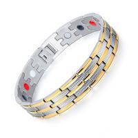 Titanstahl Armband, plattiert, für den Menschen, 13mm, verkauft per ca. 8.5 ZollInch Strang