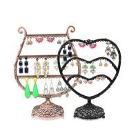 Zinklegierung Ohrringständer, plattiert, verschiedene Stile für Wahl, frei von Nickel, Blei & Kadmium, verkauft von PC