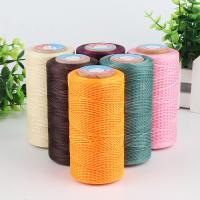 Sewing Thread, gewachste Schnur, keine, 0.8mm, ca. 260m/PC, verkauft von PC