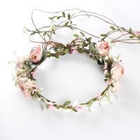 Brautkranz, Stoff, Blume, für Frau, 180mm, verkauft von PC
