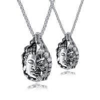 Titanstahl Halskette, plattiert, verschiedene Größen vorhanden & Kastenkette & für den Menschen, keine, verkauft per ca. 21.5 ZollInch Strang