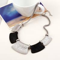 Zinklegierung Schmuck Halskette, plattiert, unisex & Laterne Kette, keine, frei von Blei & Kadmium, verkauft per 17.7 ZollInch Strang