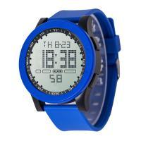 honhx® Uhrenkollektion, Harz, mit PU-Gummi & organisches Glas & Edelstahl, plattiert, für den Menschen & glänzend, keine, 50mm, Länge:ca. 10.6 ZollInch, verkauft von PC
