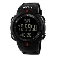 honhx® Uhrenkollektion, Harz, mit TPU Kunststoff & organisches Glas & Edelstahl, plattiert, unisex & glänzend, keine, 50mm, Länge:ca. 9.4 ZollInch, verkauft von PC