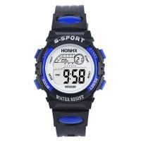 honhx® Uhrenkollektion, Harz, mit TPU Kunststoff & organisches Glas & Edelstahl, plattiert, für Kinder & glänzend, keine, 37mm, Länge:ca. 8.6 ZollInch, verkauft von PC