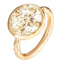 Zinklegierung Fingerring , Kompass, plattiert, verschiedene Größen vorhanden & für Frau, keine, frei von Nickel, Blei & Kadmium, verkauft von PC