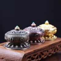Legierung antike Bronzefarbe plattiert, 100x75x80x30mm, verkauft von PC