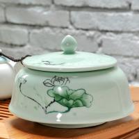 Porzellan Teebüchse, verschiedene Größen vorhanden & verschiedene Stile für Wahl, verkauft von PC