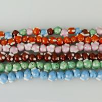Tier Lampwork Perlen, keine, 13x12x17mm, Bohrung:ca. 2.5mm, ca. 28PCs/Strang, verkauft per ca. 13 ZollInch Strang
