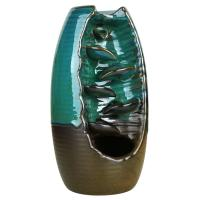 Porcelain Backflow Incense Burner, Porzellan, 100x195x85mm, verkauft von PC