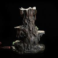Porcelain Backflow Incense Burner, Harz, Mit Verpackungskasten, 150x130x200mm, verkauft von PC