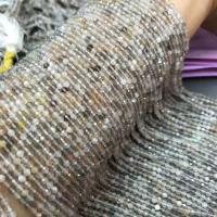 Mondstein Perle, poliert, DIY & verschiedene Größen vorhanden, farbenfroh, verkauft per ca. 16 ZollInch Strang