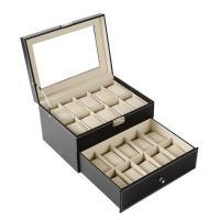 Uhr Schmuckkasten, Holz, verschiedene Größen vorhanden, 400x70mm, verkauft von PC