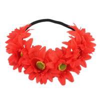 Stirnband, Polyester, Blume, für Frau, keine, 110mm,500mm, verkauft von PC