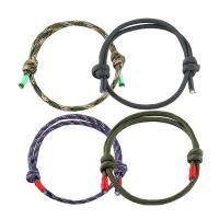 Polyester Armband, handgemacht, unisex & verschiedene Stile für Wahl, 35mm, Länge:ca. 6.69 ZollInch, 2StrangStrang/Menge, verkauft von Menge