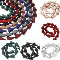 ABS Kunststoff Großes Loch Perlen, keine, 27x39mm, Bohrung:ca. 3mm, 200PCs/Tasche, verkauft von Tasche