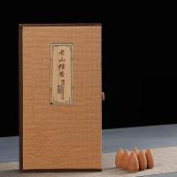 Sandelholz handgemacht, gelb, 15x27mm, 40PCs/Box, verkauft von Box